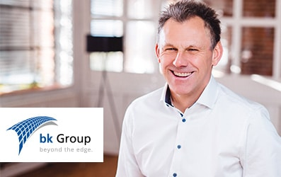 Gerold Wolfarth - CEO bk Group